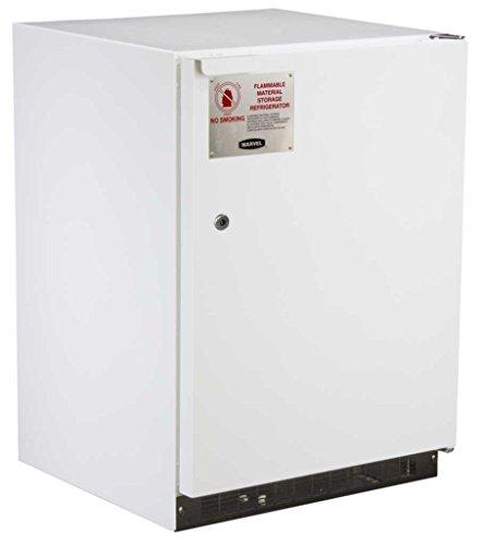 MS24RASFRW - Flammable Material Refrigerator - Flammable Material Storage Undercounter Refrigerator, Marvel Scientific - Each ()
