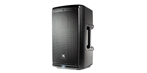 "2x JBL EON610 EON 610 1000 Watt Powered 10"" Active Speaker + Bag Case w/Wheels -  JBL L"
