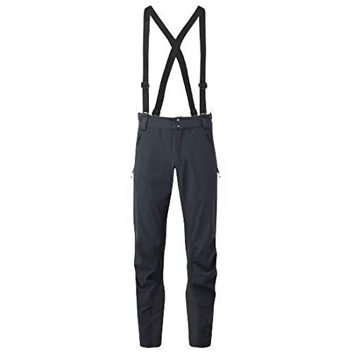 RAB Ascendor Pants - Mens, Ebony/Zinc, Large, 34 Waist, Regular Inseam, QFU-16-EB-L
