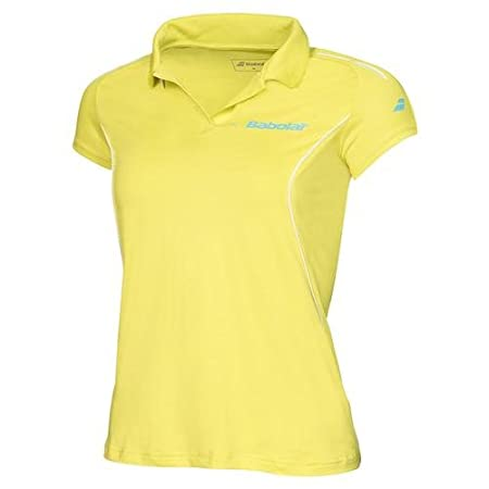 Womens Babolat Match Core Ladies Outerwear Polo Match Core Polo Women