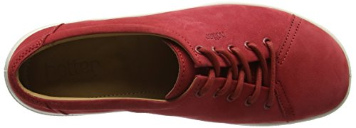 Scarpe Oxford Dew Hotter Stringate EXF Tango Donna Red Red qgU7E4x