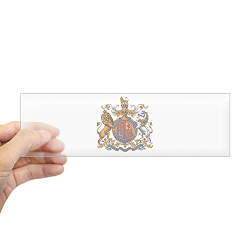 CafePress British Royal Coat of Arms 10