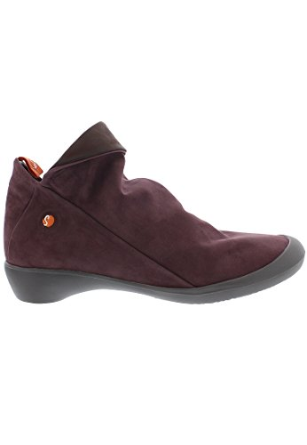 Softinos Dame Farah Nubuck Stiefel Purple/dk. Softinos Dame Farah Nubuck Stiefel Lilla / Dk. Brown Brun NzzwfjR