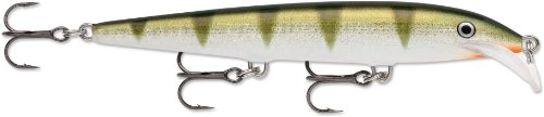 Rapala Scatter Rap Minnow Lure, Yellow Perch, 11cm Review