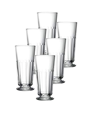 La Rochere Set Of 6, 13.5-ounce Perigord Long Drink Glasses - La Rochere Perigord 6 Piece