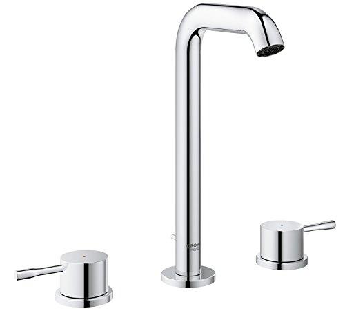 Essence New 8 in. Widespread 2-Handle Large Bathroom -