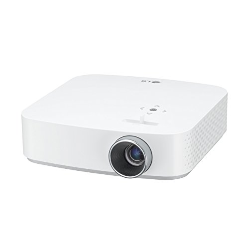 LG PF50KA Portable Full HD LED Smart Home Theater Projector (Renewed)