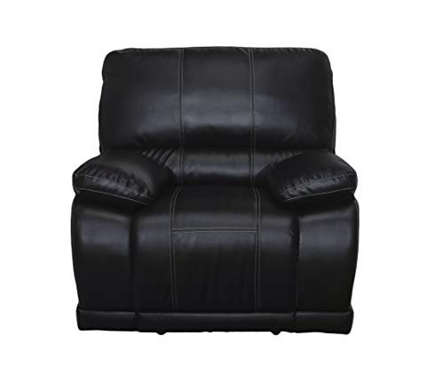 New Classic Furniture 22-382-12-MBK Electra Glider Recliner, Power, Black