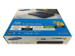BD-J5100 Curved Blu-ray Disc / DVD Player (2015 Model) Top Deals