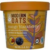 Natural Blackberry (Modern Oats Mango Blackberry All Natural Oatmeal, 6 Cups)