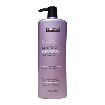 Kirkland Signature Professional Salon Formula Moisture Shampoo 1L Bottle by Kirland Signature