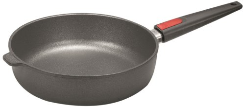 UPC 781147924519, Woll Nowo Titanium Sauté Pan with Detachable Handle and Lid, 11-Inch