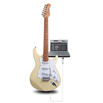Behringer usb-guitar Centari iaxe 624 Blonde: Amazon.es ...