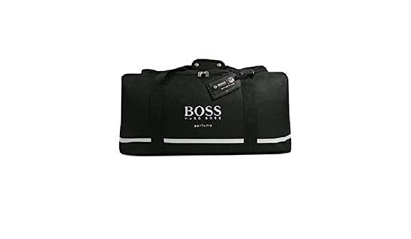 81f4d2a700 Amazon.com : Hugo Boss Travel Gym Super Bowl Duffle Bag : Beauty