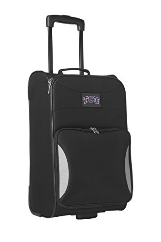 NCAA Steadfast Upright Carry-On Luggage by Denco by Denco