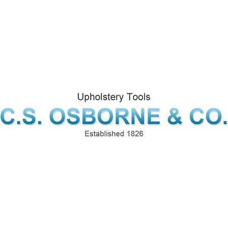 K5717-20-C Shiny Gold Steel Snap Set Size 24 Standard Snaps: 5//8 Osborne and Co 12 Qty :C S
