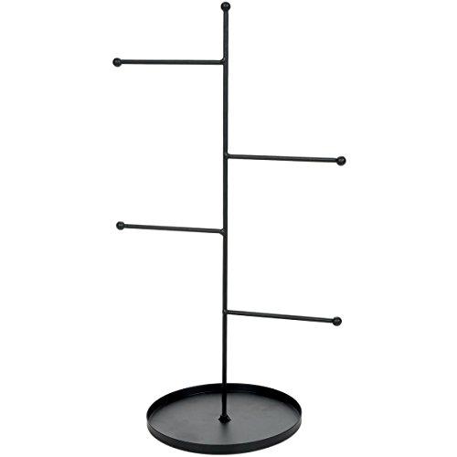 Jewelry Display Stand - Black