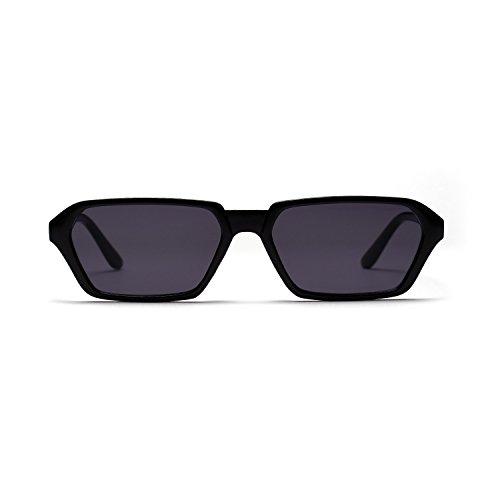 UV400 al Vintage Redondo polarizadas Libre Unisex inspirado Clásico Polarizado metálico Gafas de Sol Aire Sunglasses Portección nwTCnSxqF