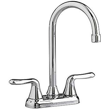 Central Brass 0084-GSA 2-Handle Cast Brass Bar//Laundry Faucet