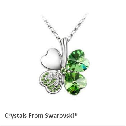 2019 Summer Style Classic Clover Necklaces | with Crystals