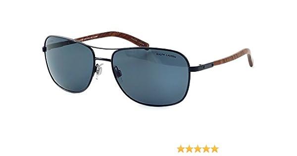 Ralph Lauren Gafas de Sol Polo PH3076 SHINY BLACK/POLAR GREY: Amazon.es: Ropa y accesorios