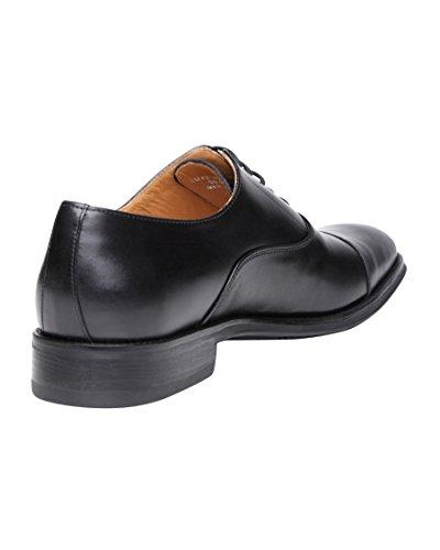 für Handgefertigt No Freizeitschuh SC Komfortsohle 505 Leder aus SHOEPASSION Flexibler Schwarz Business spezieller ausgewähltem Herren oder mit 07Axpqg
