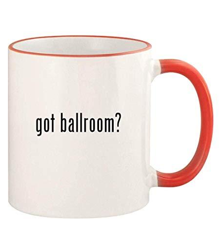 got ballroom? - 11oz Colored Rim and