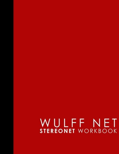 Download Wulff Net: Stereonet Workbook: Lower Hemisphere Graph For Plotting Geological Data For Geologist And Geology Students, Red Cover (Wulff Net: Stereonet Workbooks) (Volume 47) PDF ePub fb2 book