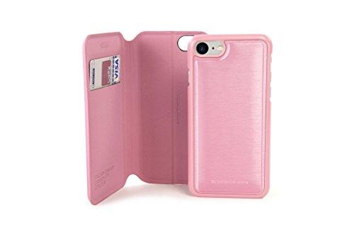 Tucano DUEinUNO Case für iPhone 7 (pink)