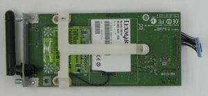 14F0040 -N Lexmark Marknet N8150 802.11B/G/N Wireless Print Server (Us) by Lexmark
