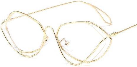 Ou lida Lunettes de soleil à monture irrégulière pour petites lunettes de soleil pour femmes Lunettes de soleil pour hommes