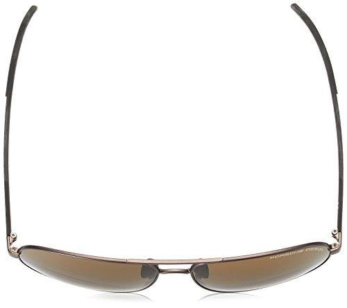 Sonnenbrille Sonnenbrille Brown P8651 Porsche Porsche Design Design P8651 adwqZCxa