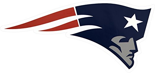 Applied Icon, NFL New England Patriots Outdoor Small Primary Logo Graphic Decal