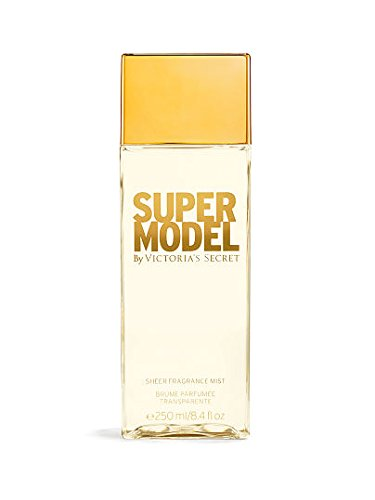 Model Fragrance (Victoria's Secret Supermodel Super Model Fragrance Mist 8.4 Fl Oz)