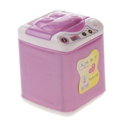 T.w.o.teams Accessori per la casa delle bambole della lavatrice della mobilia della casa della bambola di Barbie