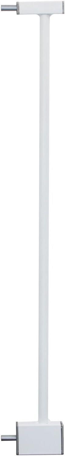 IB-Style/® Megane Treppengitter 74-143cm Ohne Bohren  Wei/ß-blau Haustiergitter  T/ürschutzgitter 74-143 cm
