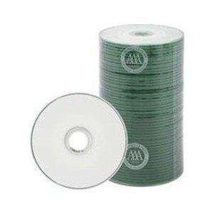 800 Spin-X 32x MINI CD-R Blank Media 22Min 193MB White In...
