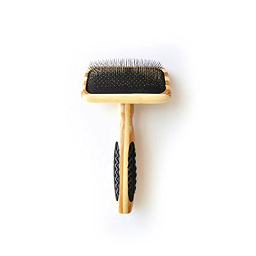 Bass Brushes BASS Slicker Style Pet Groomer - Small by Bass Brushes