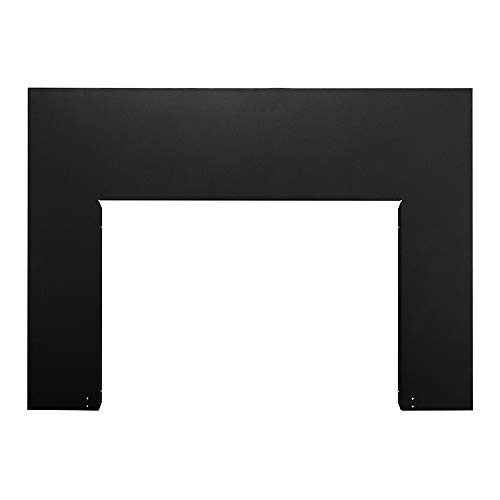 Cheap SimpliFire Electric Insert Trim Kit - 44 x 32 Large Surround (Required for Installation) Black Friday & Cyber Monday 2019