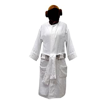 Princess Leia Star Wars Dressing Gown with Hood