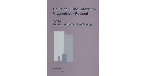 Amazon.com: OKIV-R Verantwoording en handleiding. (Dutch ...