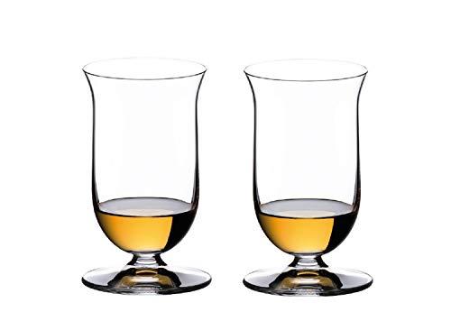 Riedel 6416/80 VINUM Whisky Glass, Set of 2, Clear (Best Single Malt Scotch For The Money)