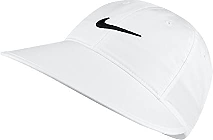 Nike W Nk Big Bill Gorra de Golf, Mujer, Blanco White/Anthracite / Black, Talla Única