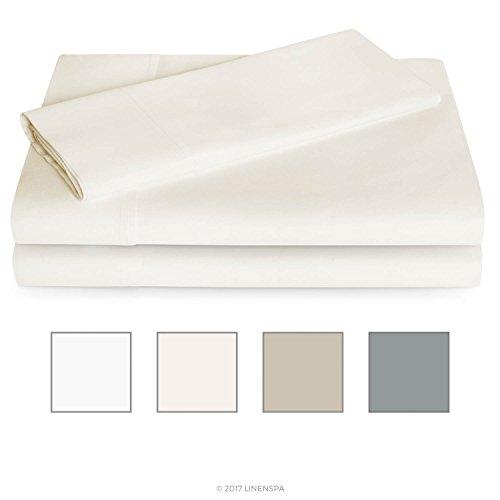 LINENSPA Thread Count Pocket Cotton