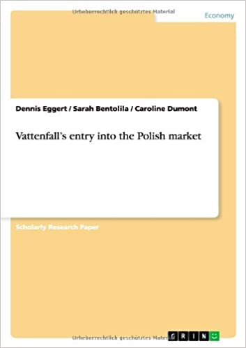Vattenfall's entry into the Polish market