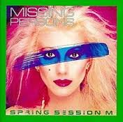 Spring Session M - Missing Persons Spring Session M