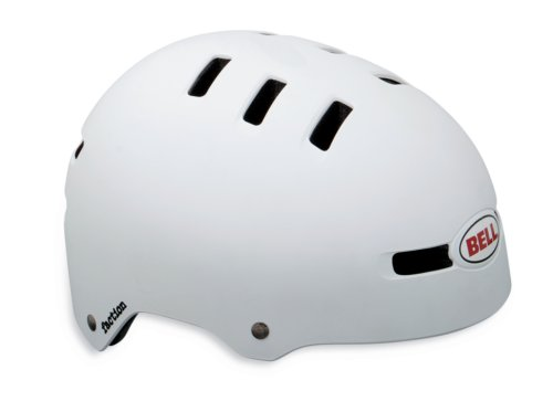 Bell Faction Multi-Sport Helmet, Matte White, Small