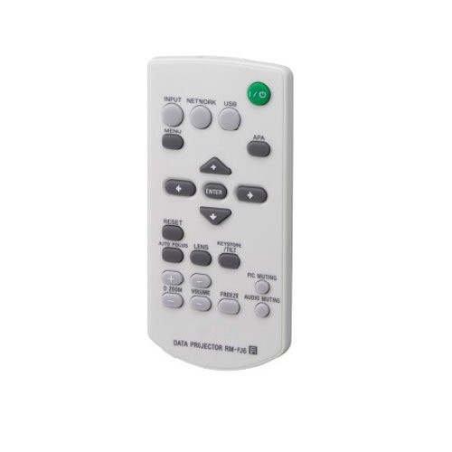 Universal Replacement Remote Control Fit to Sony Projector VPL-BW7 VPL-ES7 VPL-EX7 VPL-EX70 VPL-TX7