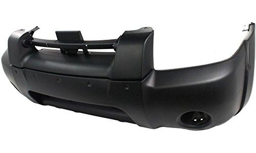 04 nissan frontier front bumper - 5