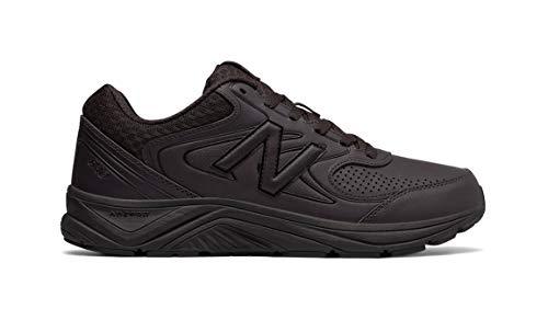 New Balance Men's MW840v2 Walking Shoe, Brown, 11 D US